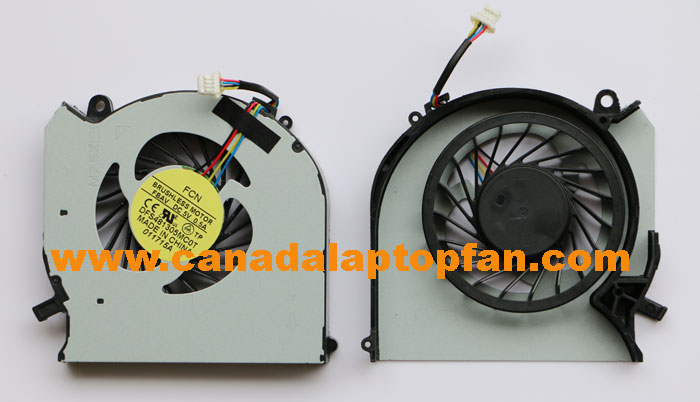 HP Pavilion DV6-7078CA Laptop CPU Cooling Fan