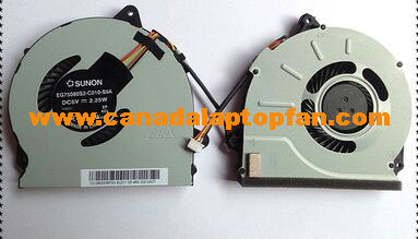 Lenovo G40-80 Series Laptop CPU Fan
