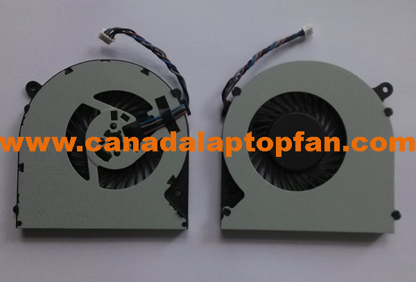 Toshiba Satellite L50D-A Series Laptop CPU Fan 6033B0032201